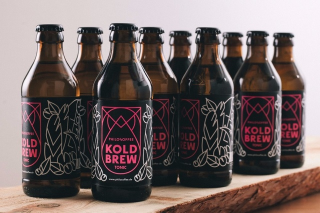 Lass uns Kaffee neu entdecken - mit Koldbrew Tonic