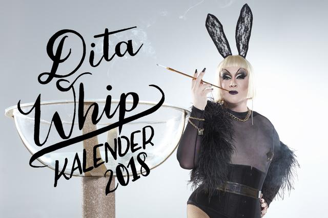 Dita Whip - Kalender 2018