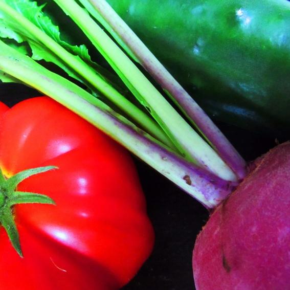 Überraschung - 3x Gemüsesaatgut