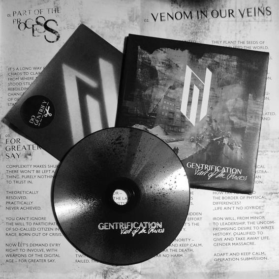 Limitierte EP auf CD (2012)