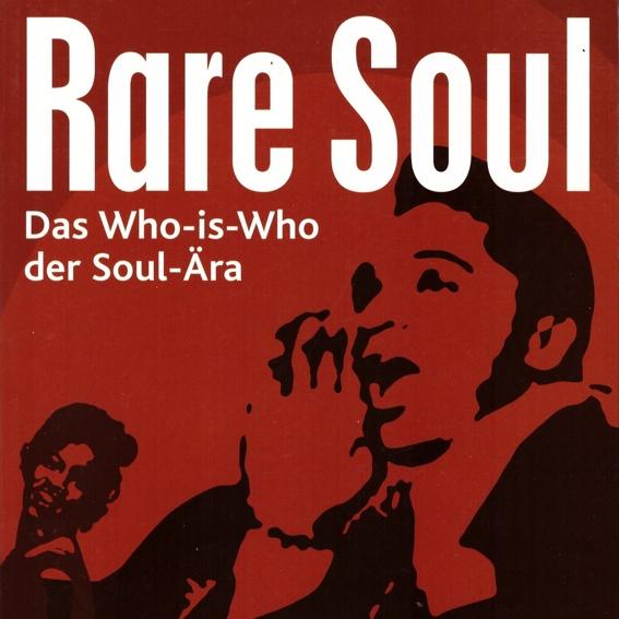 Rare Soul Buch-Vinyl-Paket II