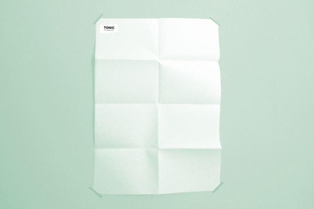 TONIC – Journalismus auf Plakaten