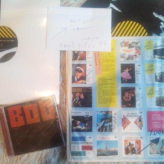 Das Sunday BOB Diskographie Extra Super Deluxe Paket