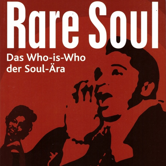 Rare Soul Buch-Vinyl-Paket I