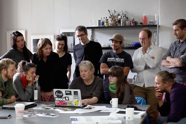 #achtens — Abschlussausstellung der Ostkreuzschule für Fotografie
