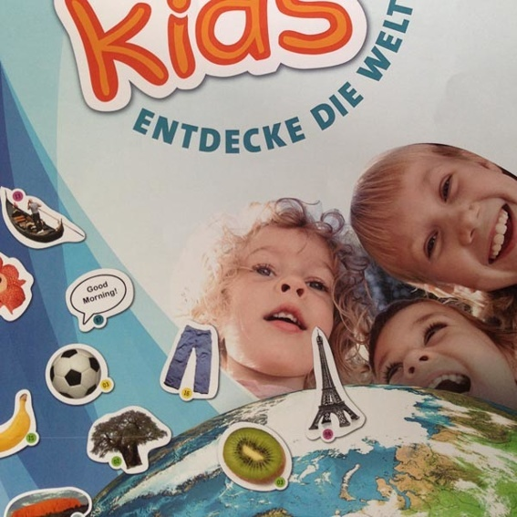 one earth kids - Personalisiert!