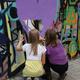Graffitiworkshop und private Führung durch die Freiraumgalerie