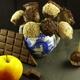 20 Vegane Brownie Cakepops