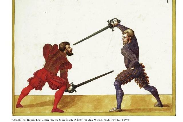 Das Schwert - Symbol und Waffe. Der Tagungsband.