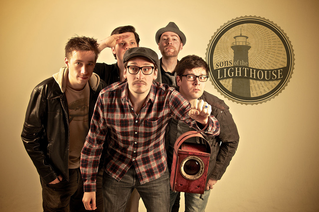 Sons of the Lighthouse Debut Album