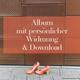 Album mit persönlicher Widmung & Download