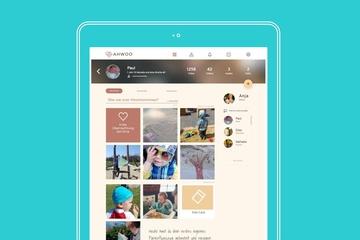 AHWOO - Plattform für deine Fotos, Videos & Audios