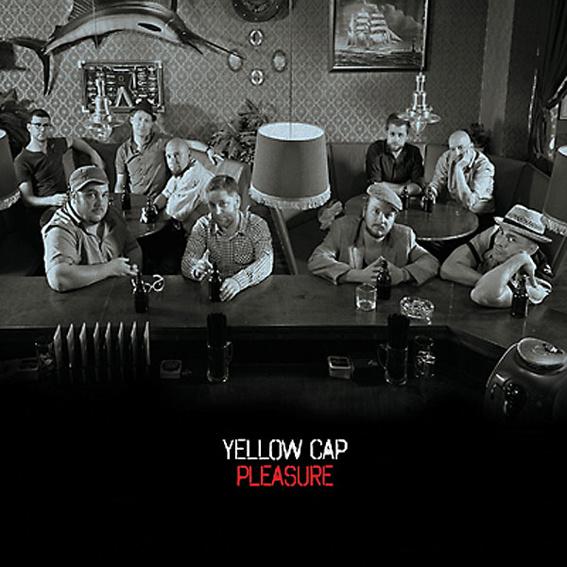 "Yellow Cap - ""Pleasure"" CD"