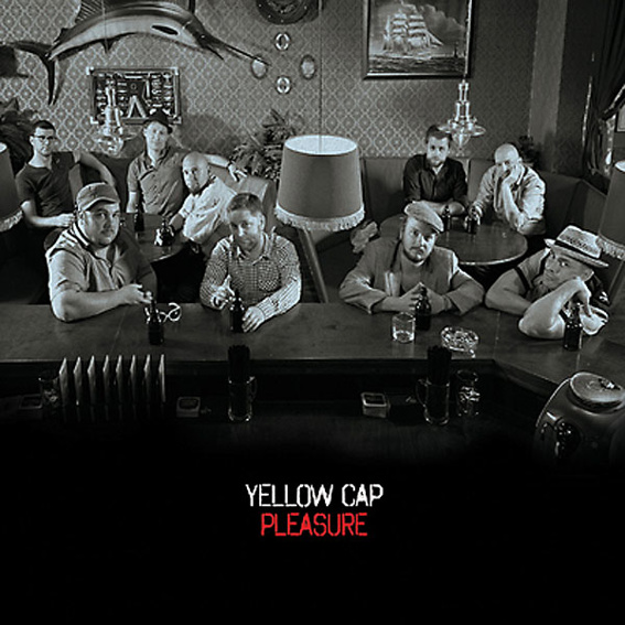 "Yellow Cap - ""Pleasure"" CD"