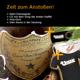 Zeit zum Anstoßen! + CD + Polo-Shirt + Name Live + Super Champagner