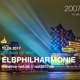 Ein Ticket für die Jubiläumsfeier in der Elbphilharmonie