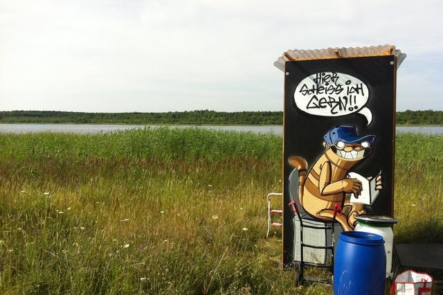 Goldeimer Komposttoiletten