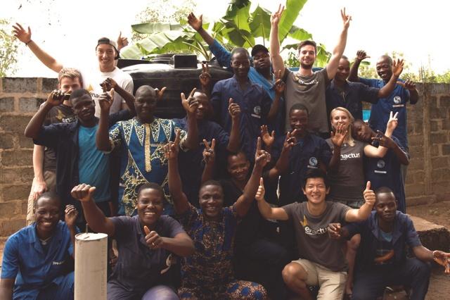 Samaki - Nachhaltige Fischzucht in Uganda