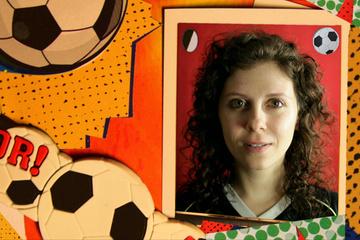 Nina Fußball Girl
