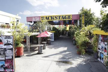 Backstage Forever