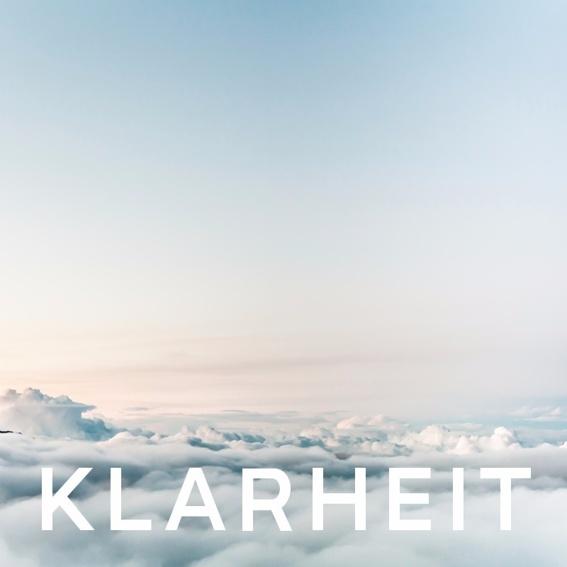 KLARHEIT Wallpaper Paket + Wochenansicht PDF