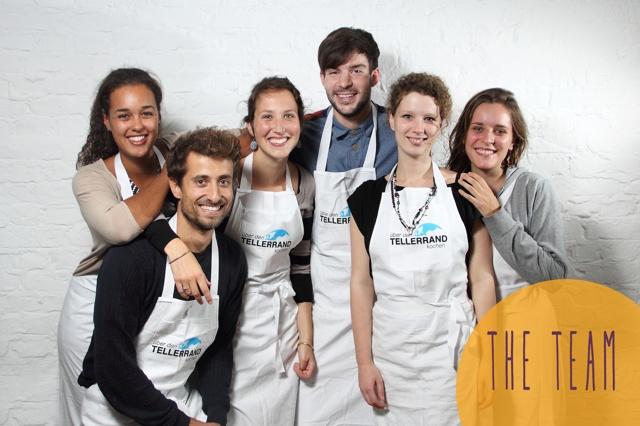 Ueber den Tellerrand kochen