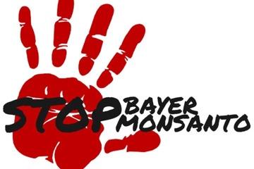 Stop Bayer-Monsanto Demo in Berlin