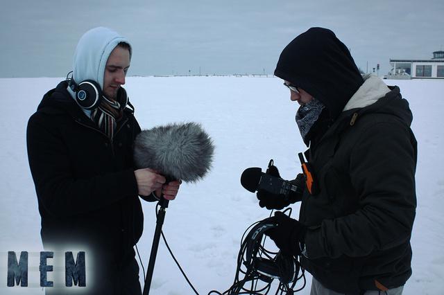 MEM - Ein postapokalyptischer Western in der Antarktis