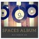 Album SPACES (Audio-CD), signiert