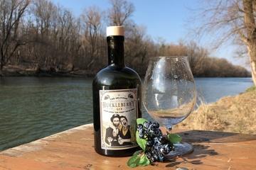 Huckleberry Gin - Auf die Freundschaft!