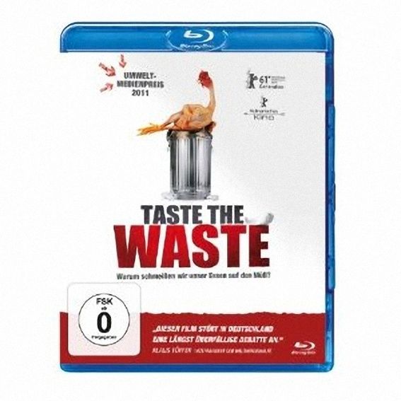 BluRay: «Taste The Waste» in HD
