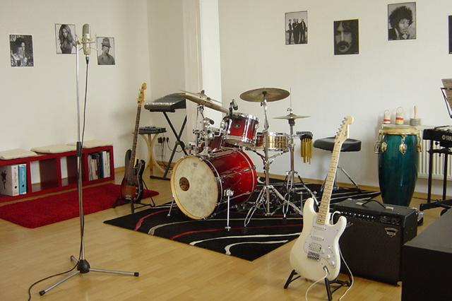 Die Music Lounge Musikschule Hamburg braucht ein neues Zuhause
