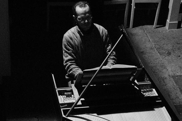 J. S. Bach - Cembalowerke mit Fritz Siebert (CD-Produktion)