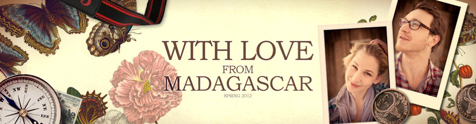 WITH LOVE from MADAGASCAR Klara Hardens new Adventure Documentary