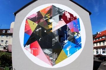 KolorCubes - Bunte Wände für Kassel!