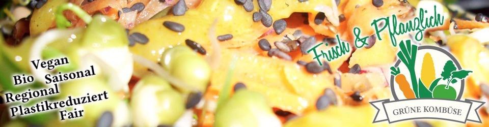Grüne Kombüse - frisch und pflanzlich - Veganes Bio-Restaurant