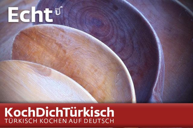 KochBuch + Videos zur Türkischen Küche ~ KochDichTürkisch