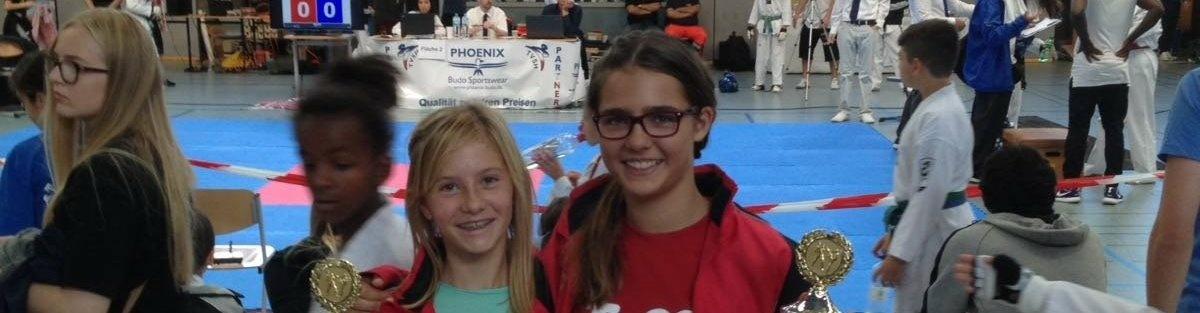 Förderung von zwei jungen Sporttalenten