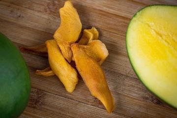 Die gesunde SnackMango - natürlich, fair, lecker