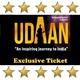 Frühbucher Ticket UDAAN-Exklusiv für die Premierenvorstellung