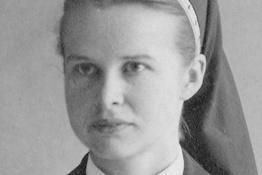 Krankenschwester im Führerbunker.