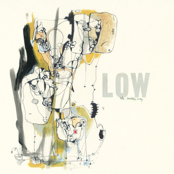 Low - The Invisible Way ( CD )