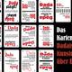 """Kartenspiel """"Dadaistische Kunstdebatte auf hohem Niveau"""""""