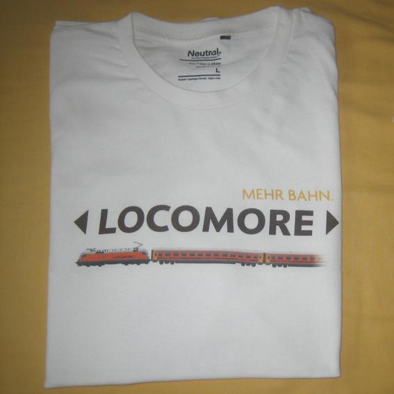Ein fairer Zug-T-Shirt