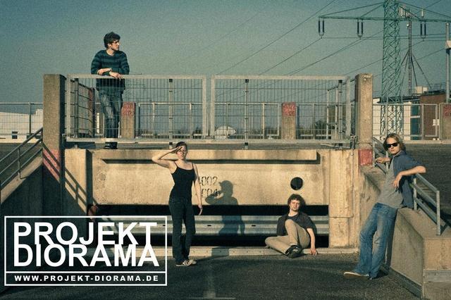 Projekt-Diorama