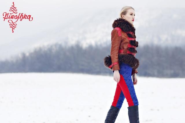 Piroshka Debut Fashionshow und Kollektion zur Fashion Week Berlin