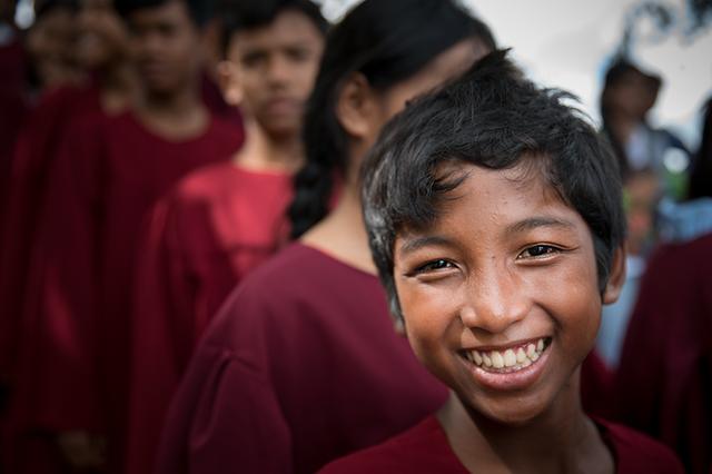 Sport macht stark - Hilfe für Waisen in Kambodscha