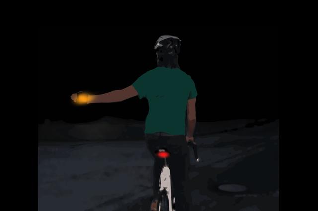 Sicherheit für Fahrradfahrer
