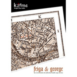 1 | buch mit doppel-cd: feiga & george