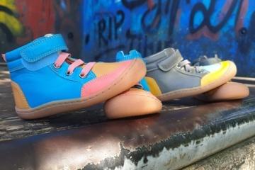 Paulis Shoes - Nachhaltige Barfußschuhe für Kinder